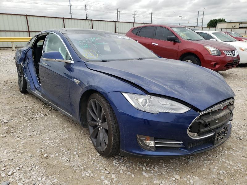 2015 Tesla Model S 85 for sale in Haslet, TX