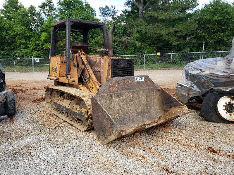 Case Loader salvage cars for sale: 1989 Case Loader