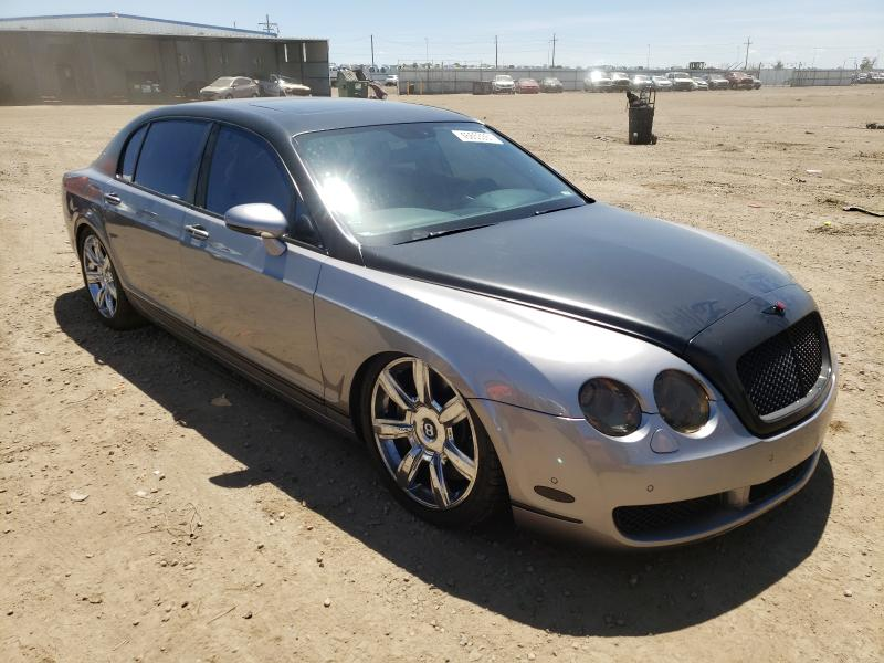Salvage cars for sale from Copart Brighton, CO: 2006 Bentley Continental