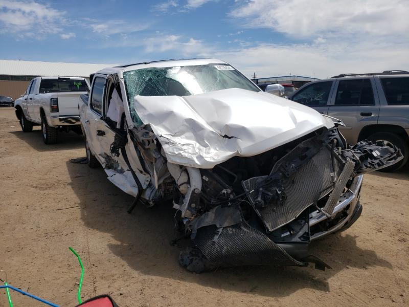 Salvage cars for sale from Copart Brighton, CO: 2016 Ford F150 Super