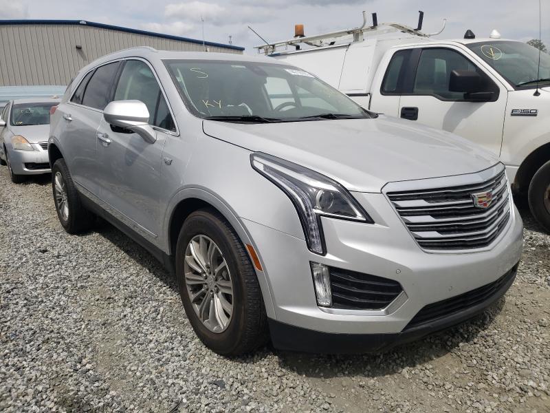 Cadillac Vehiculos salvage en venta: 2019 Cadillac XT5 Luxury