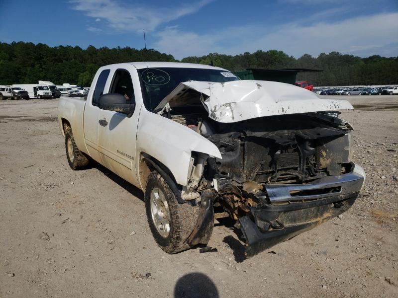 Vehiculos salvage en venta de Copart Florence, MS: 2009 Chevrolet Silverado