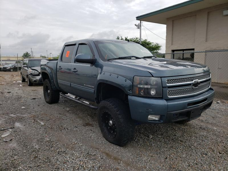 Salvage cars for sale at Tanner, AL auction: 2012 Chevrolet Silverado