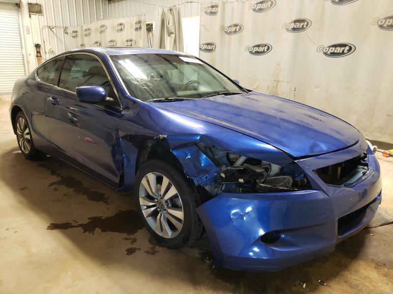 Salvage cars for sale from Copart Tifton, GA: 2009 Honda Accord EXL
