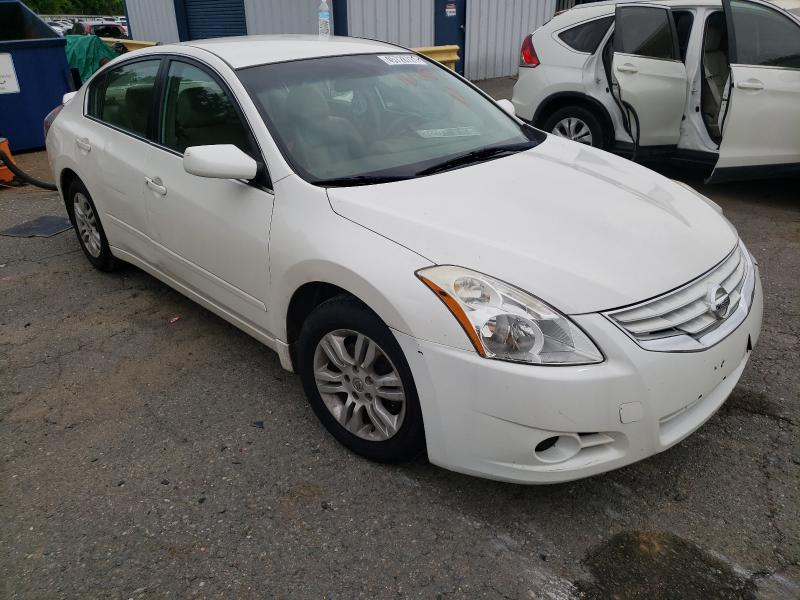 Salvage cars for sale from Copart Shreveport, LA: 2011 Nissan Altima Base