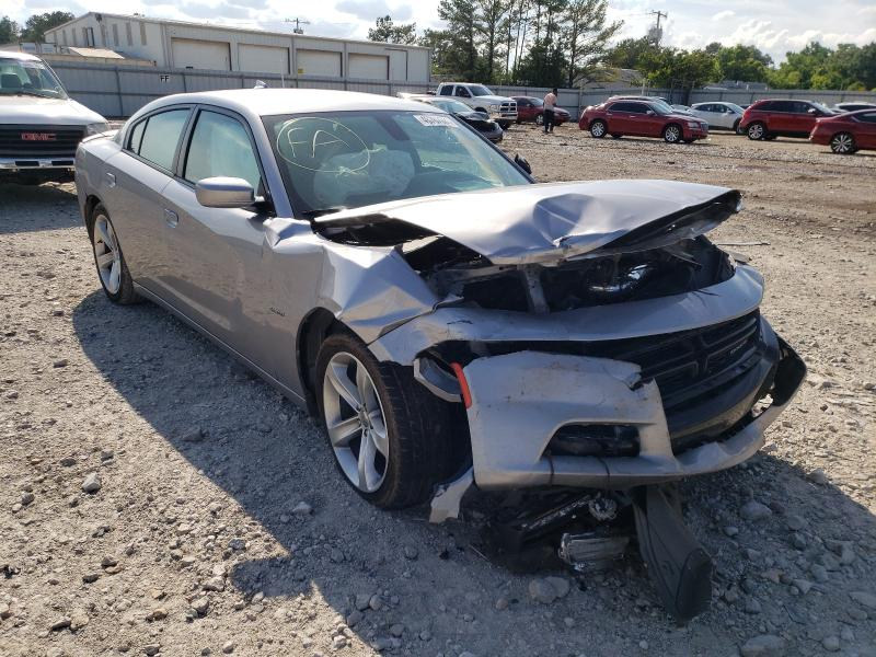 Salvage cars for sale from Copart Florence, MS: 2016 Dodge Charger R