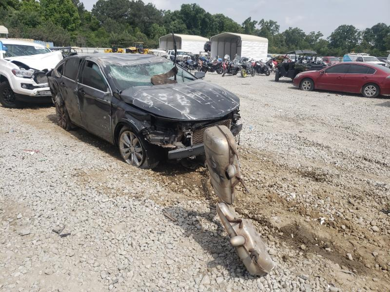 Salvage cars for sale from Copart Ellenwood, GA: 2018 Chevrolet Impala LT