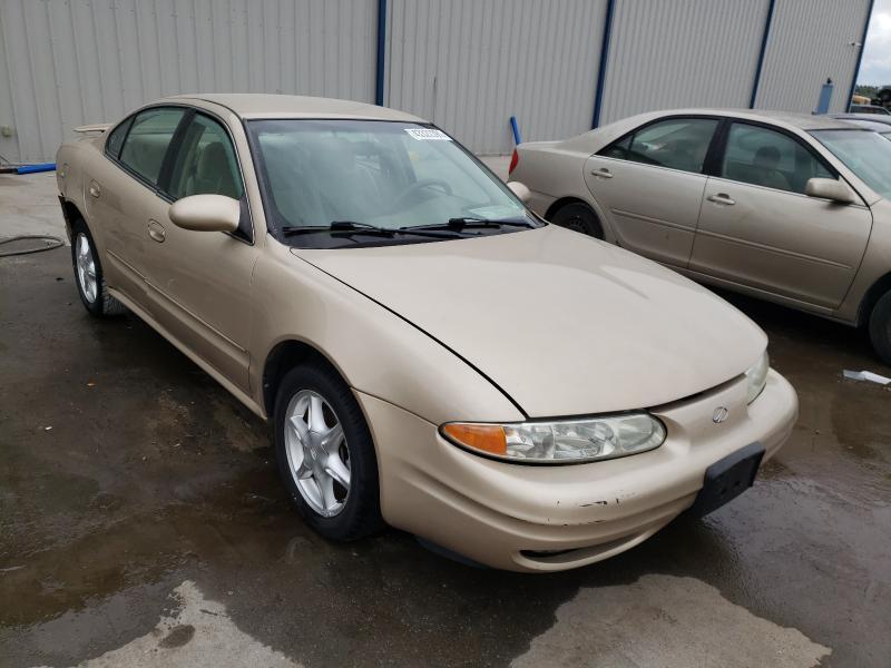Oldsmobile salvage cars for sale: 2001 Oldsmobile Alero GL