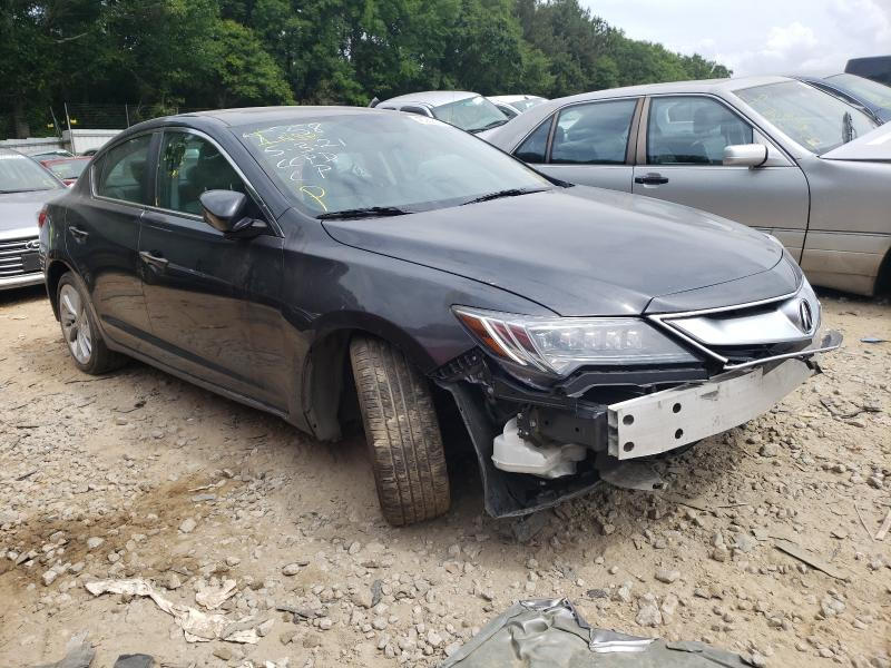 Salvage cars for sale from Copart Austell, GA: 2016 Acura ILX Premium