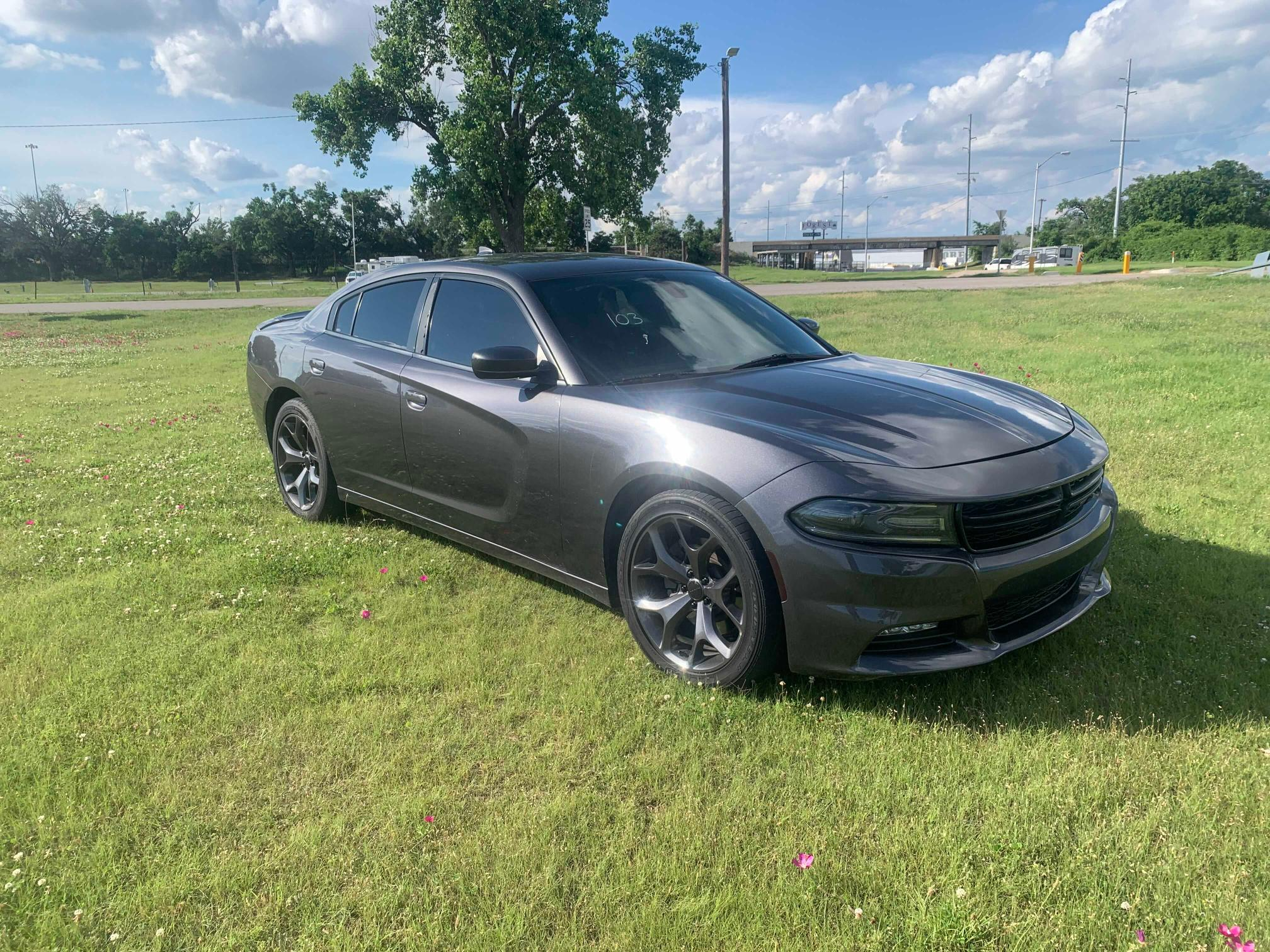 DODGE CHARGER 2018 0