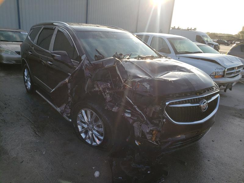 Salvage cars for sale from Copart Apopka, FL: 2018 Buick Enclave PR