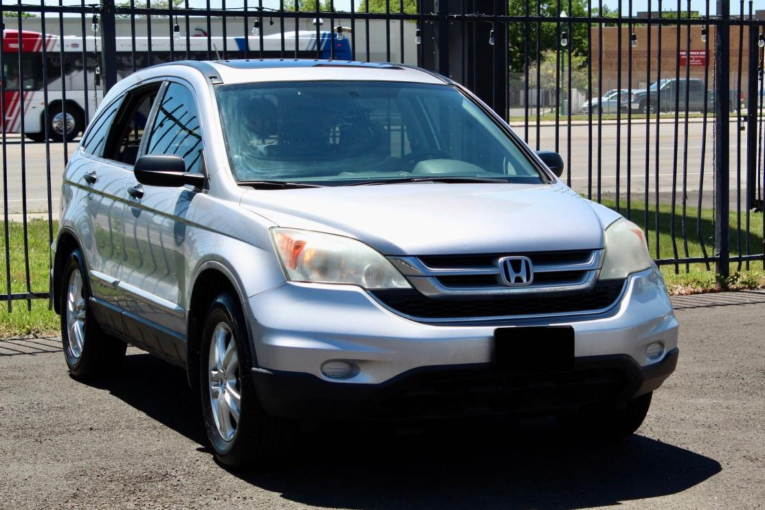 Salvage cars for sale from Copart Magna, UT: 2010 Honda CR-V EX
