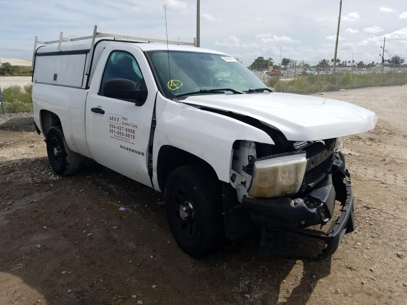 Salvage cars for sale from Copart West Palm Beach, FL: 2011 Chevrolet Silverado