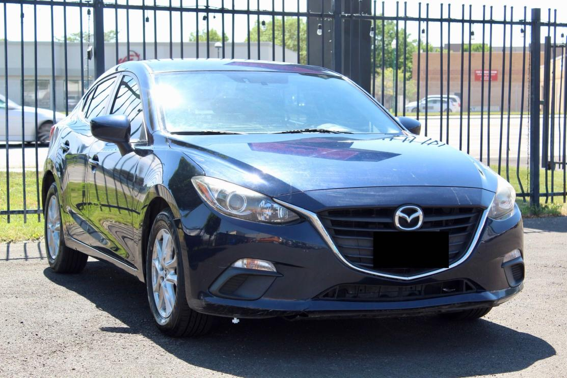 Salvage cars for sale from Copart Magna, UT: 2016 Mazda 3 Sport