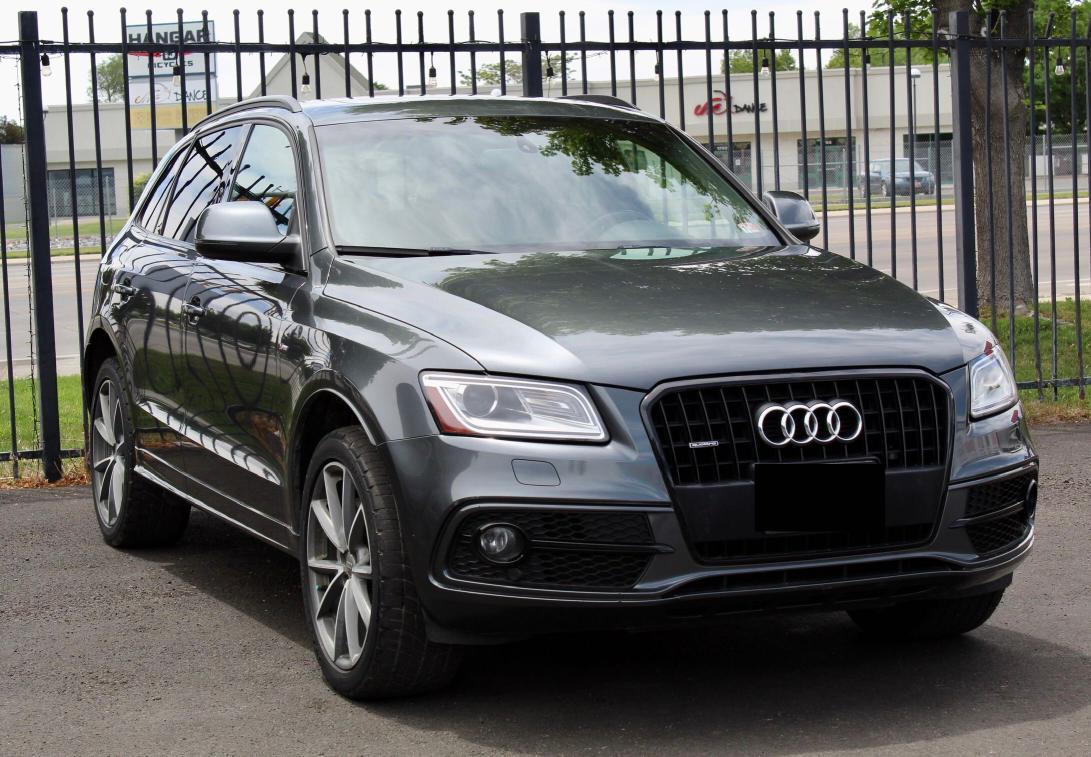 Salvage cars for sale from Copart Magna, UT: 2015 Audi Q5 Premium