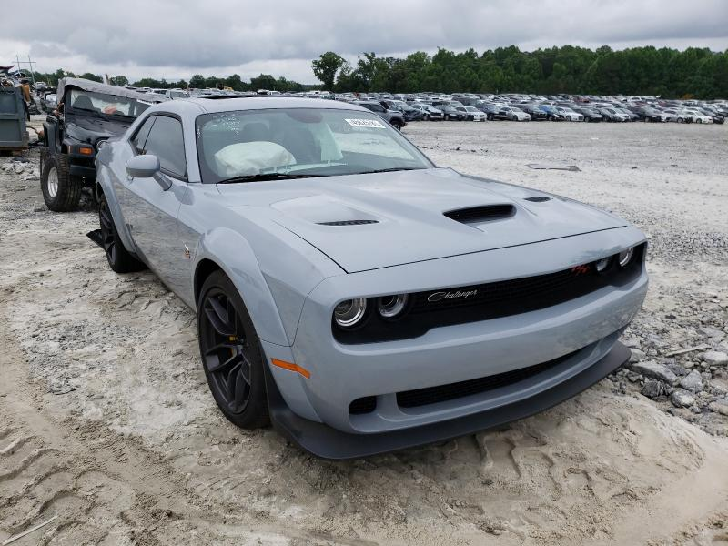 Salvage cars for sale from Copart Loganville, GA: 2021 Dodge Challenger