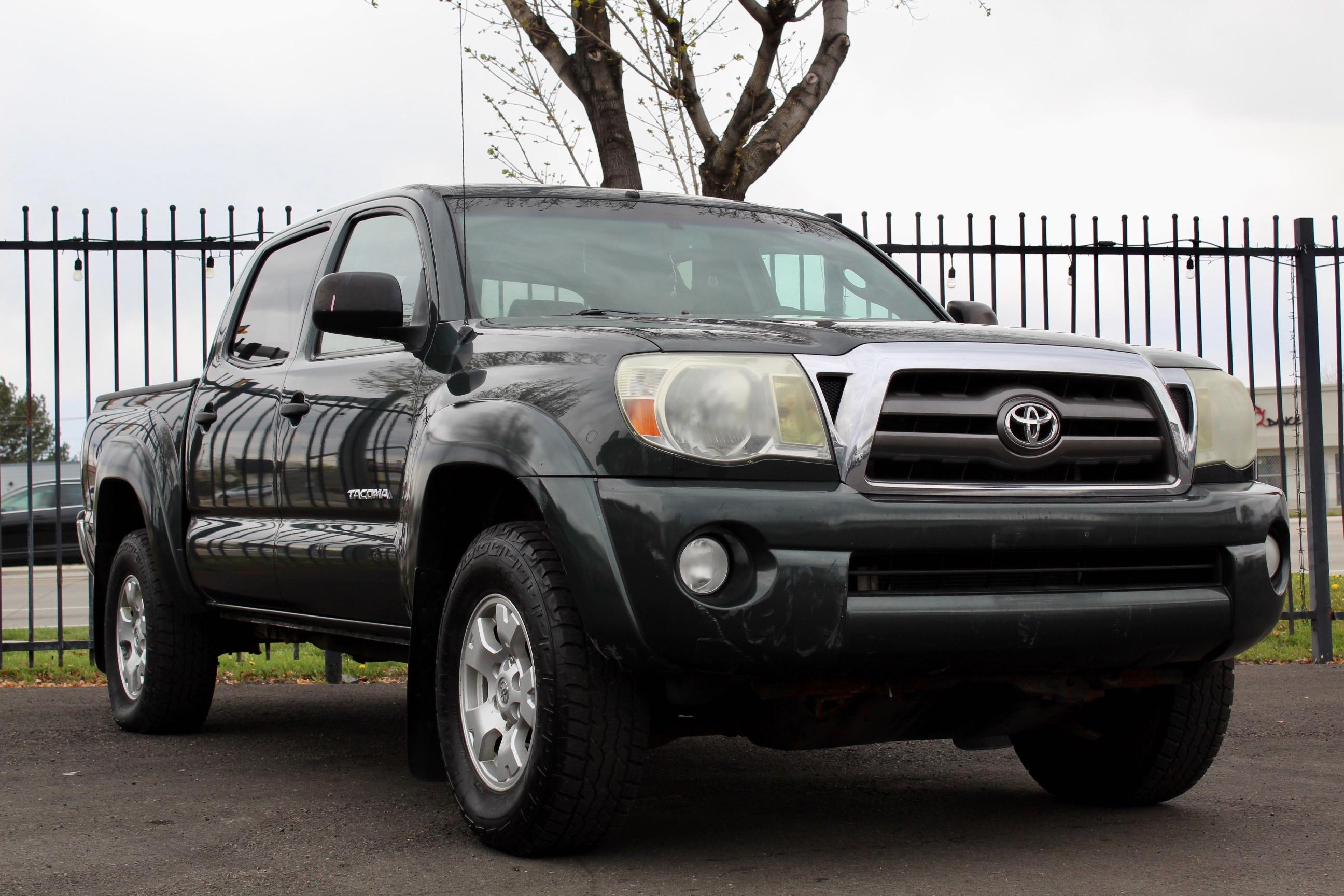 2010 Toyota Tacoma DOU for sale in Magna, UT