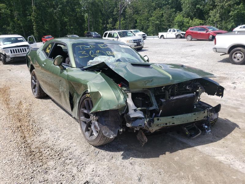 Vehiculos salvage en venta de Copart Loganville, GA: 2020 Dodge Challenger