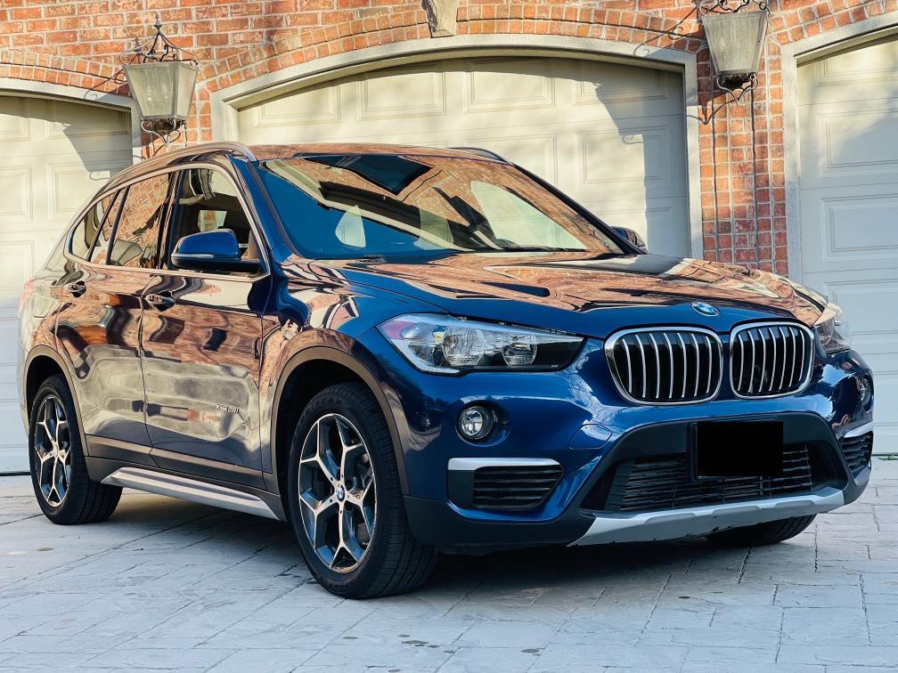 BMW Vehiculos salvage en venta: 2018 BMW X1 XDRIVE2
