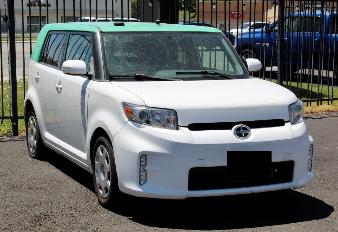 Salvage cars for sale from Copart Magna, UT: 2013 Scion XB
