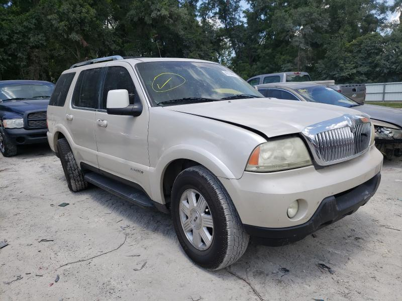 Salvage cars for sale from Copart Ocala, FL: 2005 Lincoln Aviator