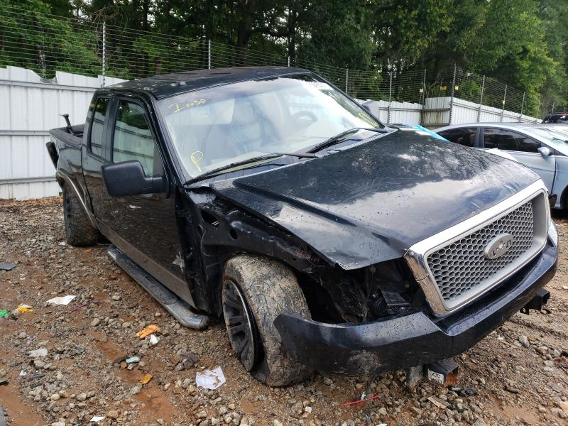 Salvage cars for sale from Copart Austell, GA: 2006 Ford F150
