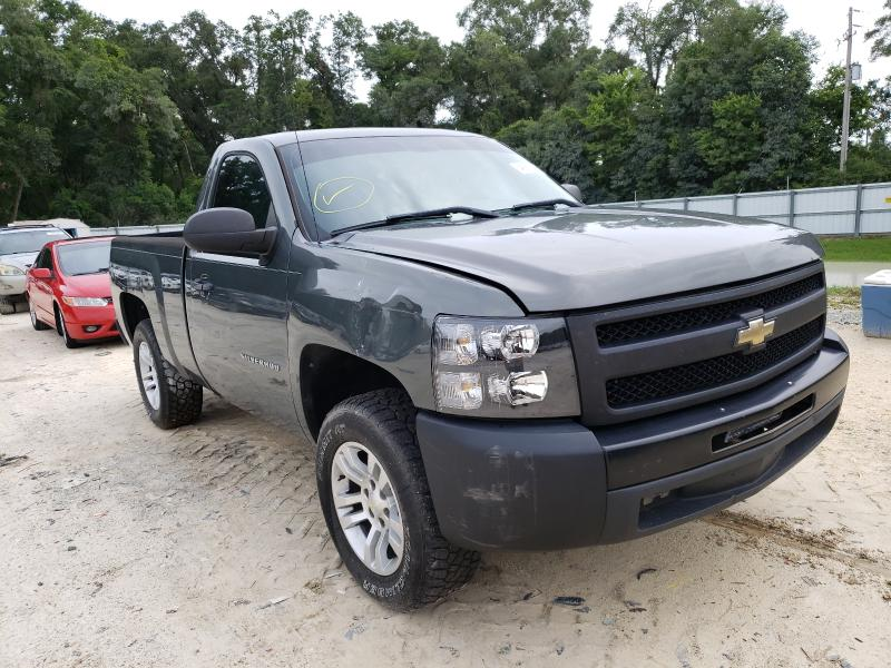 Salvage cars for sale from Copart Ocala, FL: 2011 Chevrolet Silverado