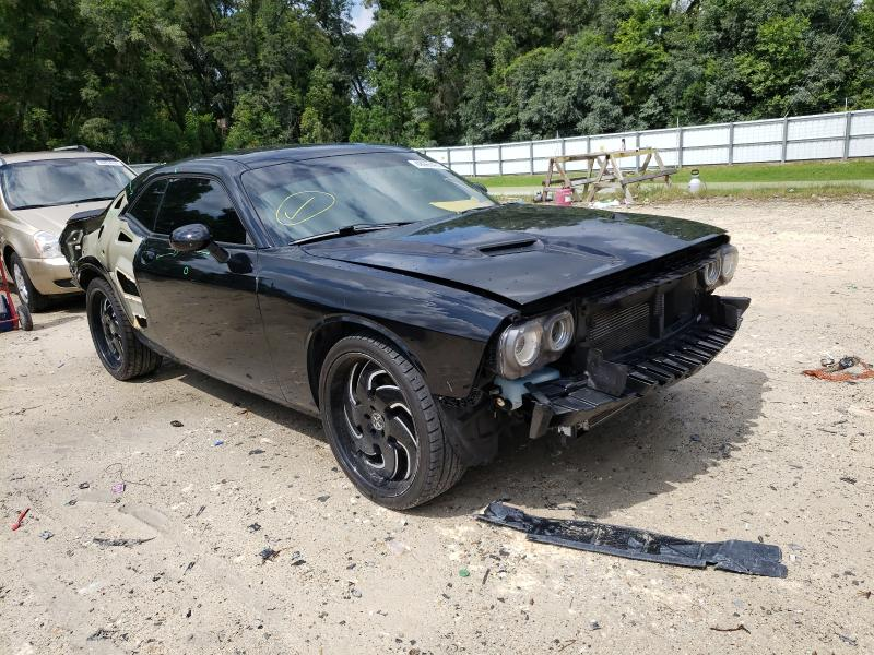 Salvage cars for sale from Copart Ocala, FL: 2018 Dodge Challenger