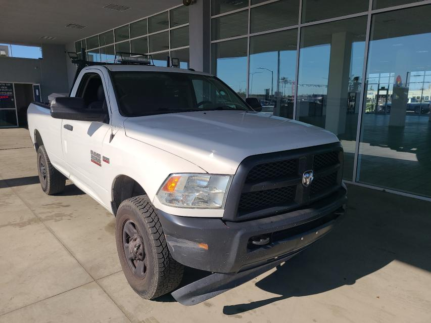 Salvage cars for sale from Copart Sacramento, CA: 2014 Dodge RAM 2500 ST