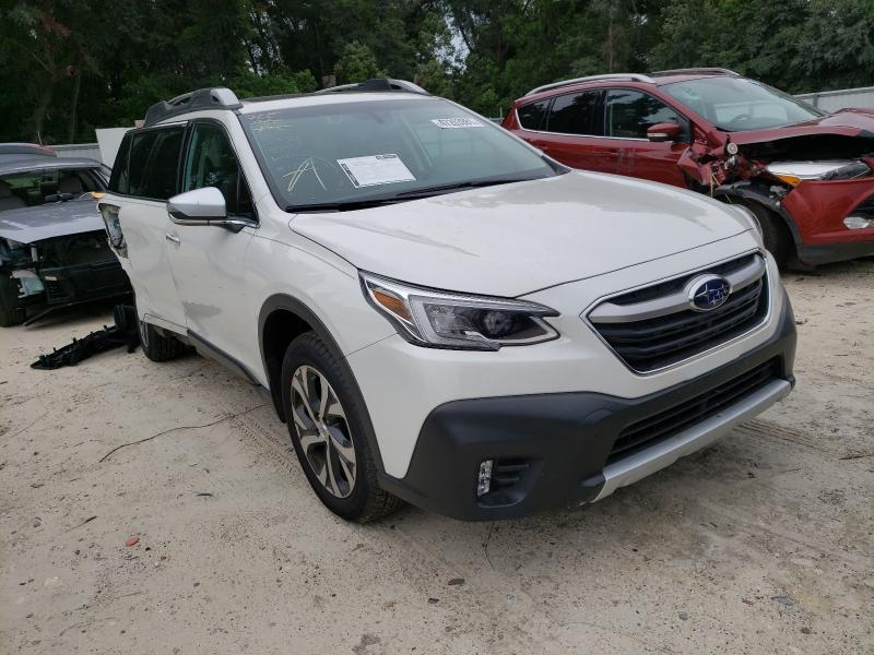 Salvage cars for sale from Copart Ocala, FL: 2020 Subaru Outback TO