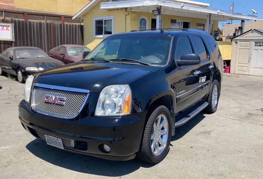 2008 GMC Yukon Dena for sale in Vallejo, CA