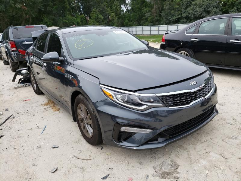 Salvage cars for sale from Copart Ocala, FL: 2020 KIA Optima LX