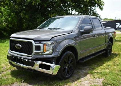 FORD F150 2020 1