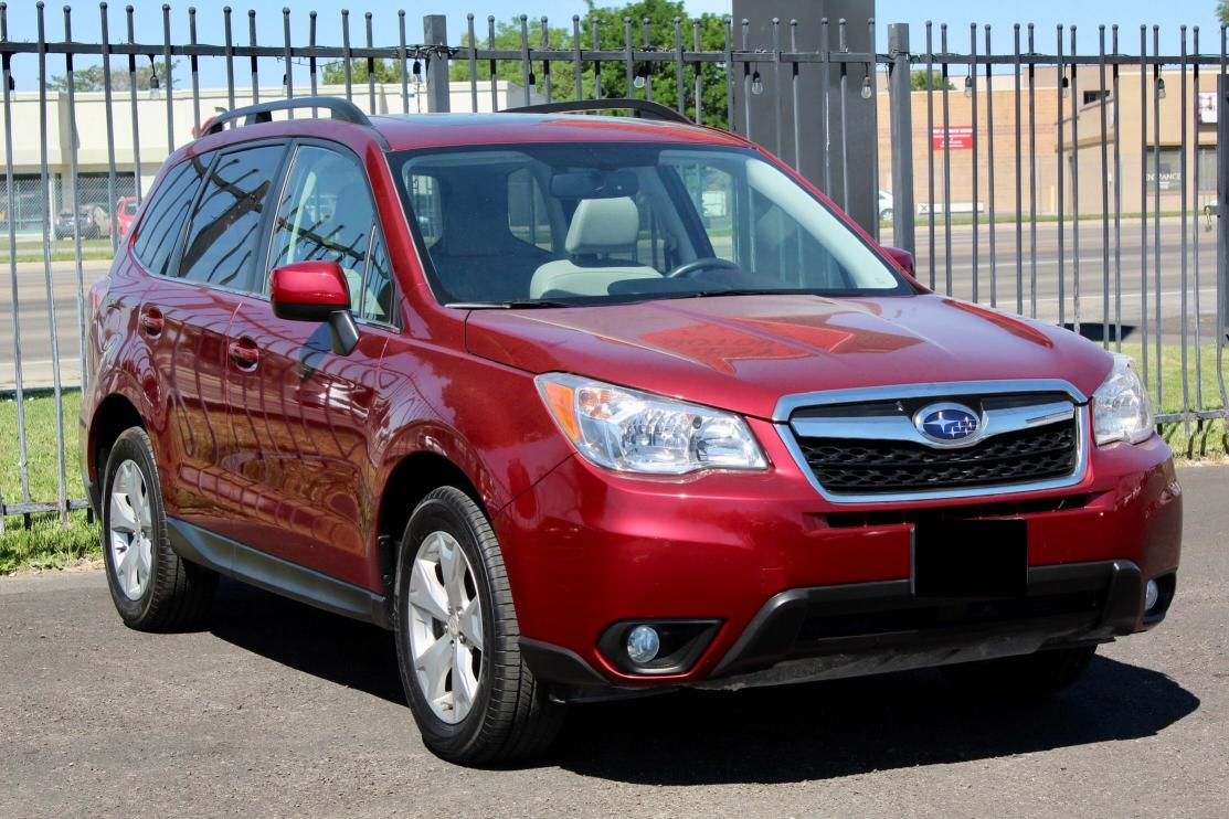 2015 SUBARU FORESTER 2 JF2SJAHC7FH468250
