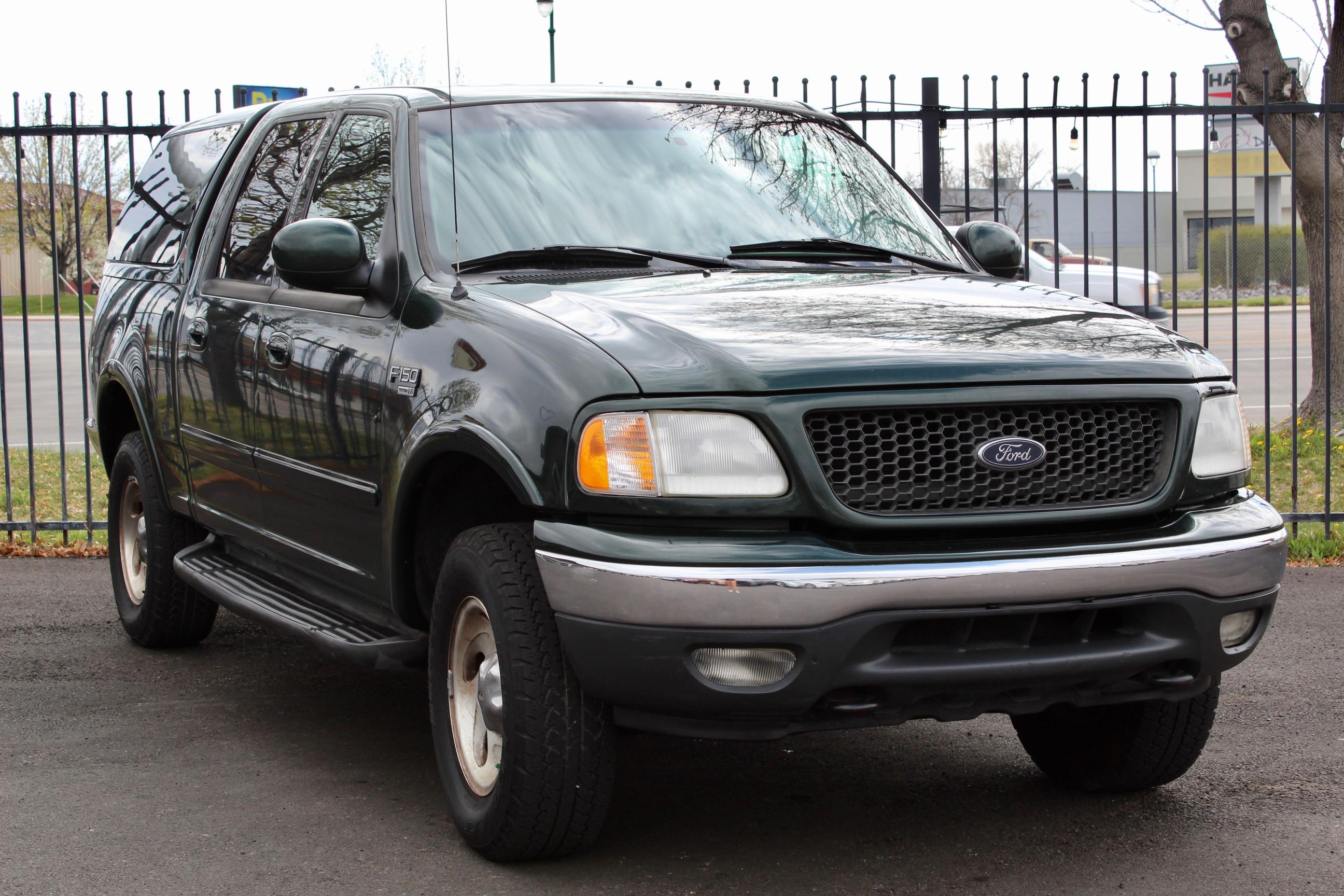2001 Ford F150 Super for sale in Magna, UT