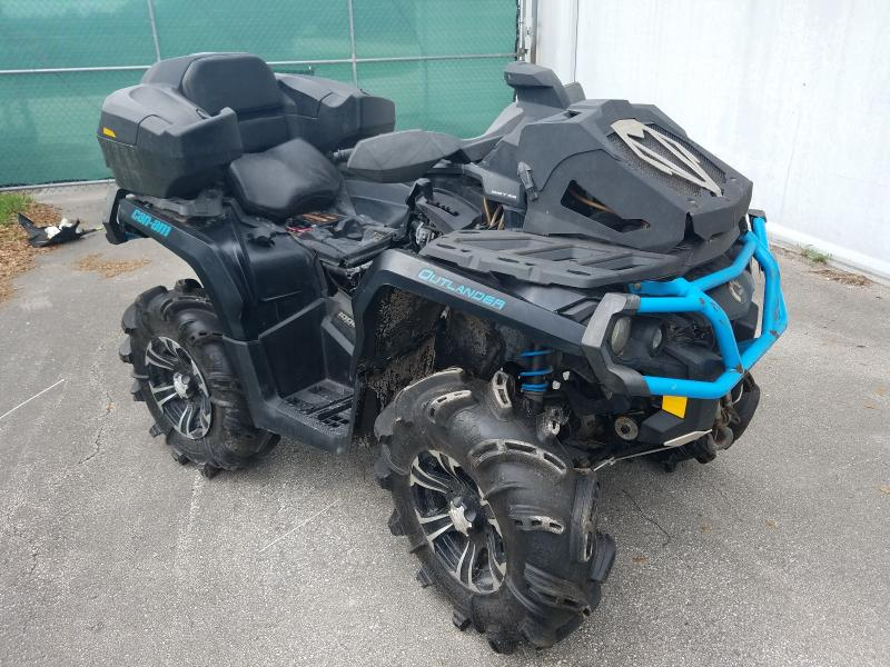 Can-Am ATV salvage cars for sale: 2016 Can-Am ATV