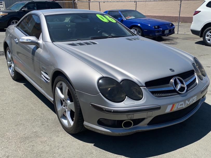 2006 Mercedes-Benz SL 500 for sale in Vallejo, CA