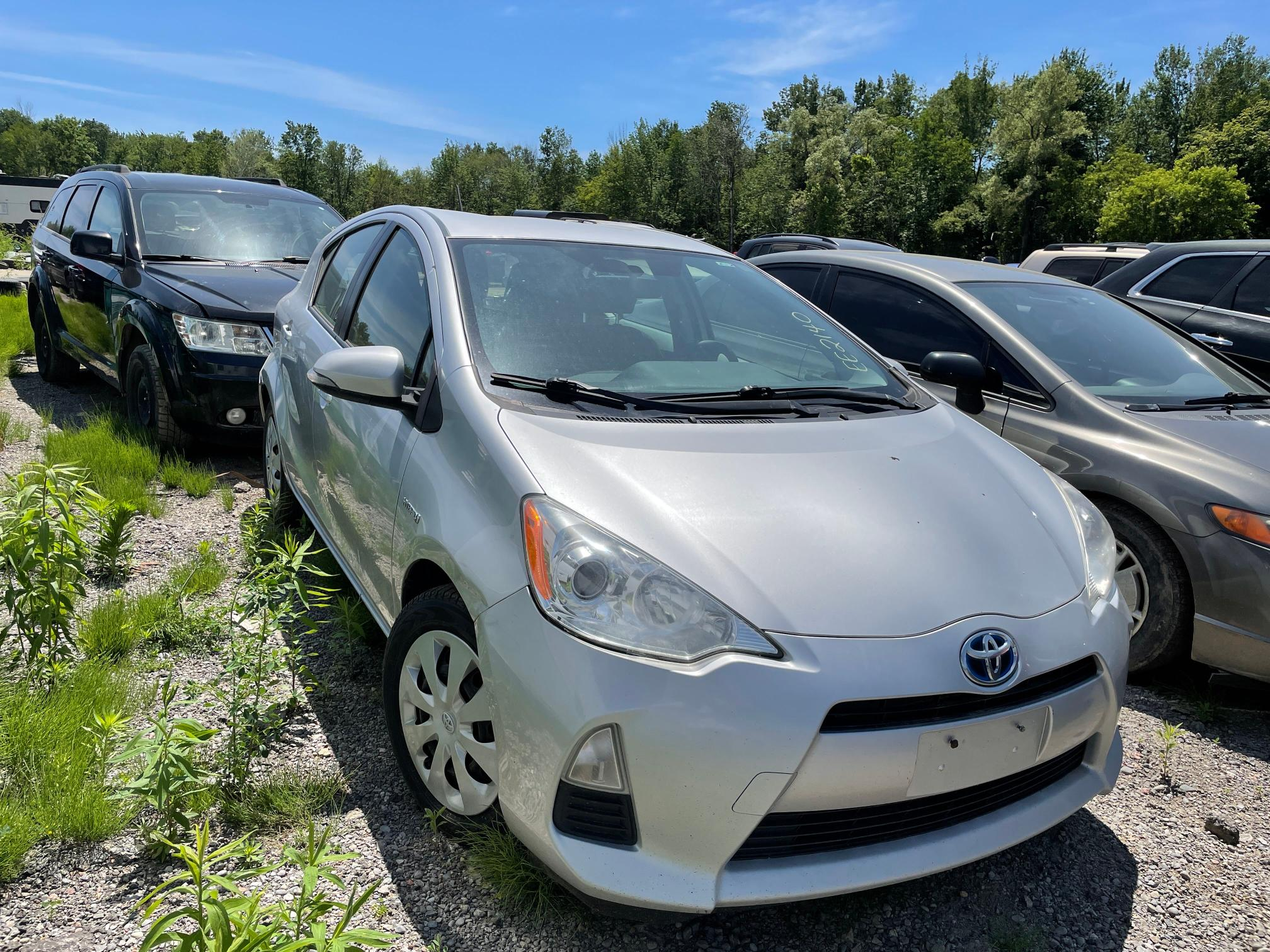 2013 Toyota Prius C for sale in Bowmanville, ON
