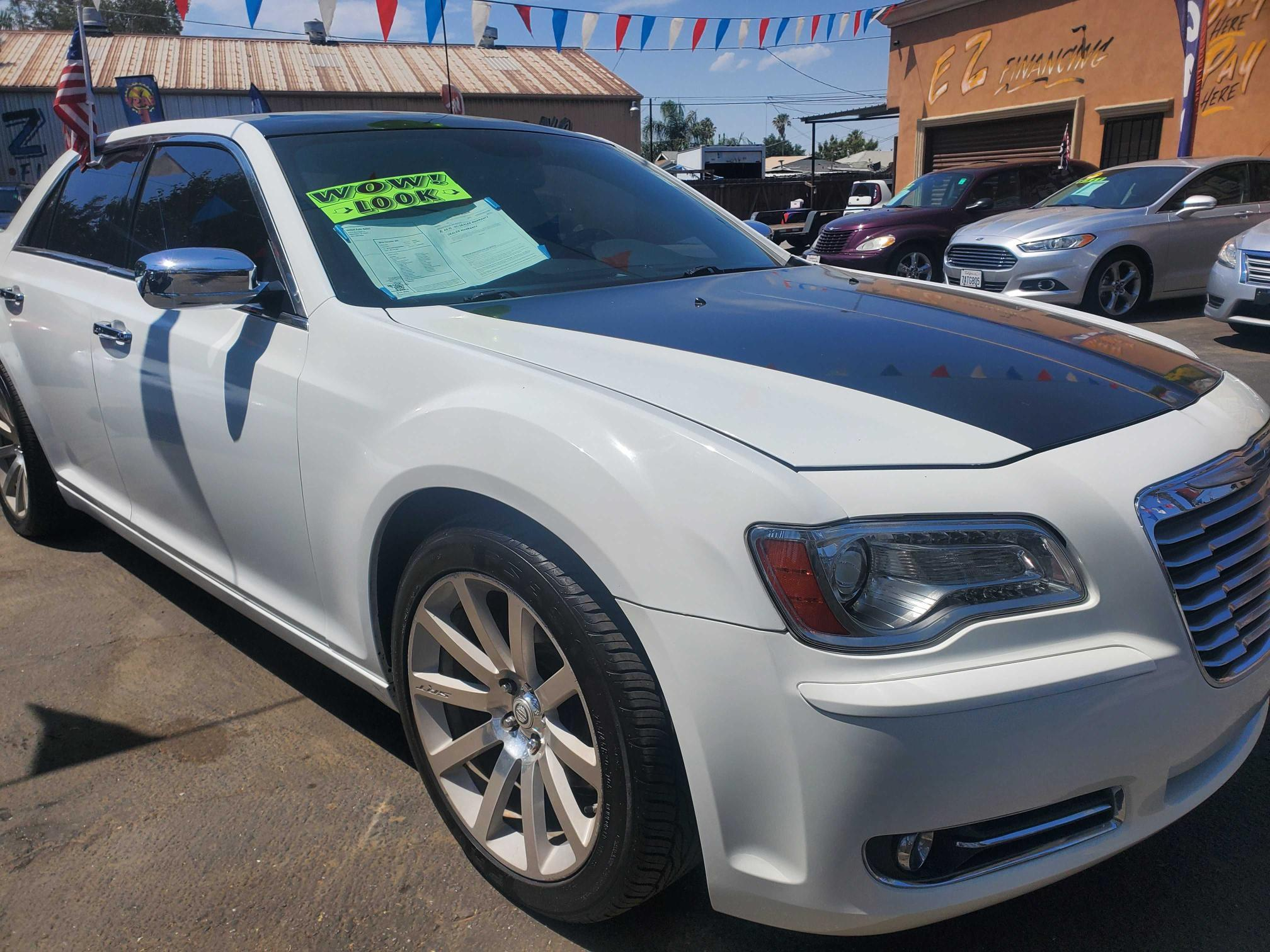 Used 2014 CHRYSLER 300 - Small image. Lot 48259021