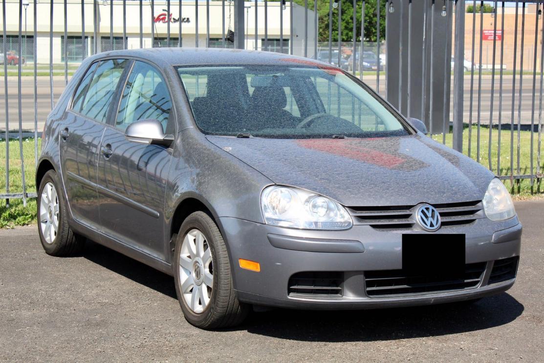 Volkswagen Rabbit salvage cars for sale: 2007 Volkswagen Rabbit