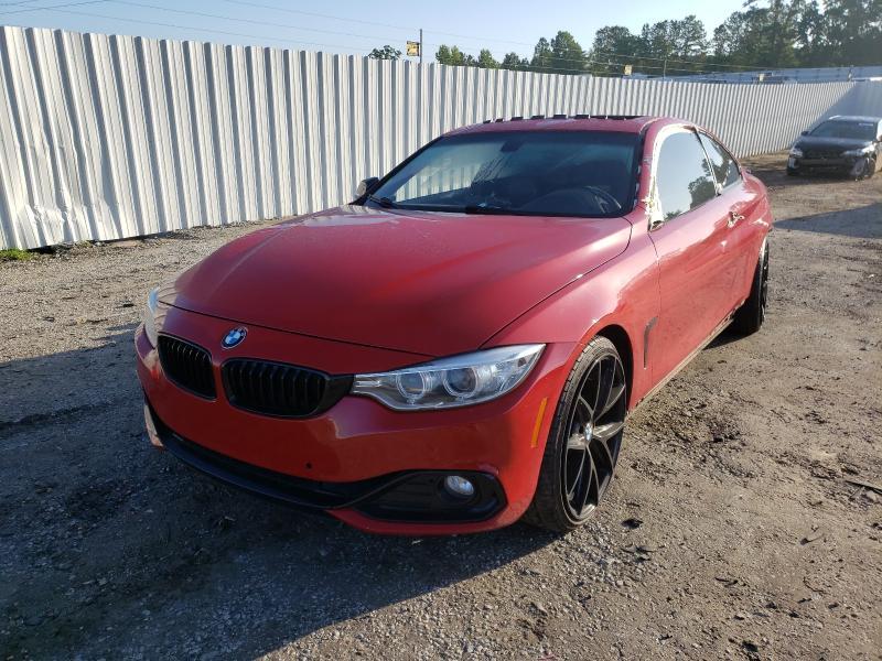 BMW 4 SERIES 2014 1