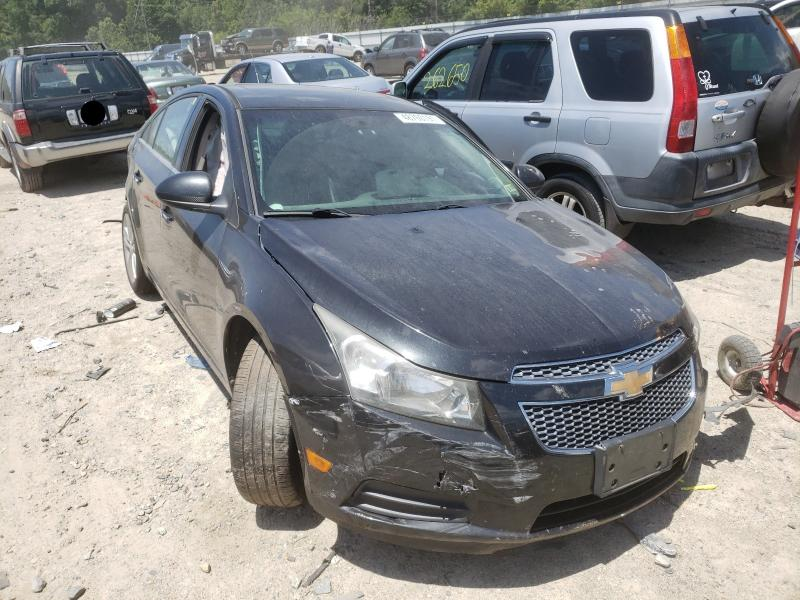 Salvage 2011 CHEVROLET CRUZE - Small image. Lot 48760191