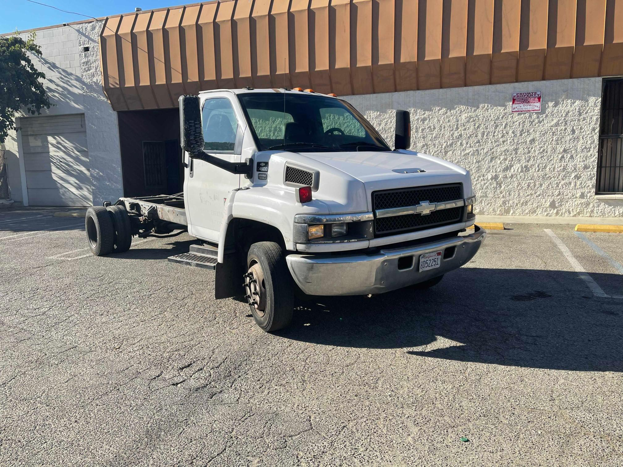 Salvage cars for sale from Copart Sun Valley, CA: 2006 Chevrolet Marine Lot