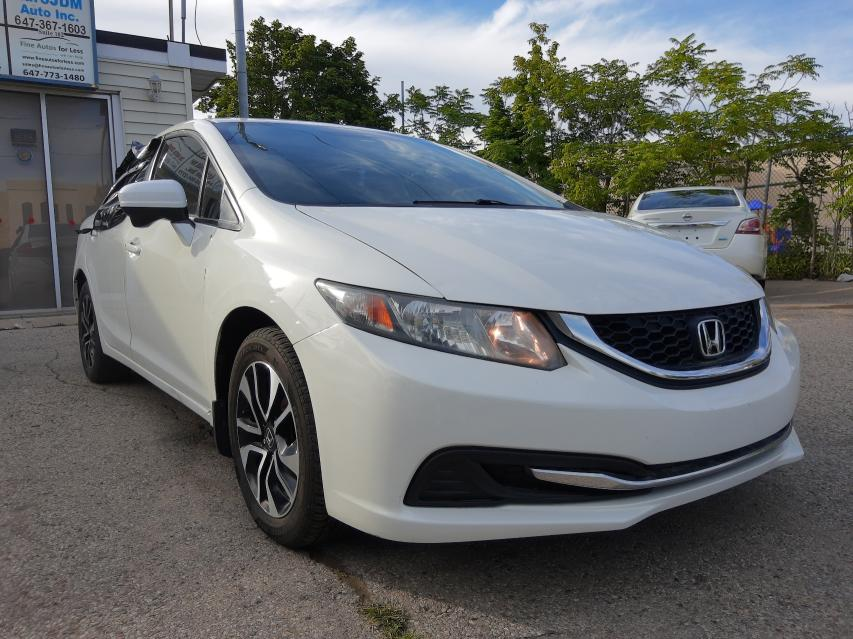 2015 Honda Civic LX for sale in Bowmanville, ON