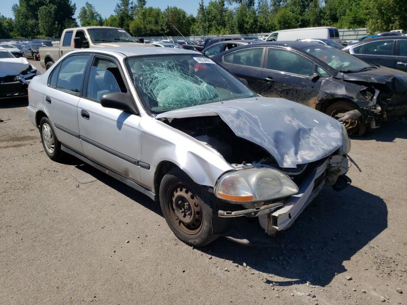 Honda Civic salvage cars for sale: 1997 Honda Civic