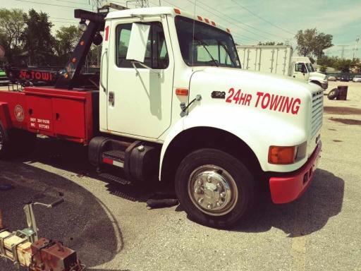 International Vehiculos salvage en venta: 1998 International 4000 4700