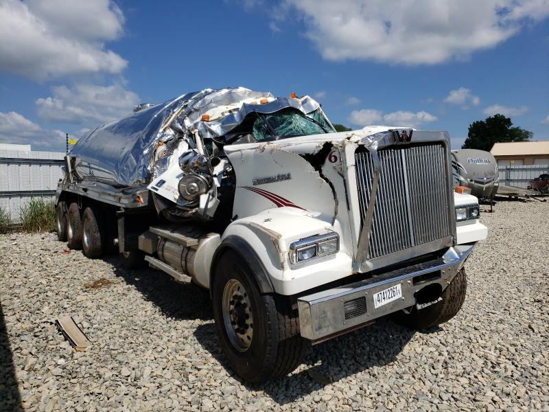 Salvage 2013 WESTERN STAR/AUTO CAR ALL MODELS - Small image. Lot 47412261