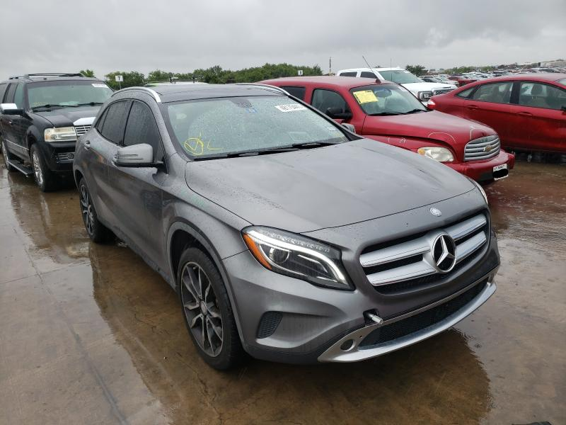 2015 Mercedes-Benz GLA 250 en venta en Grand Prairie, TX