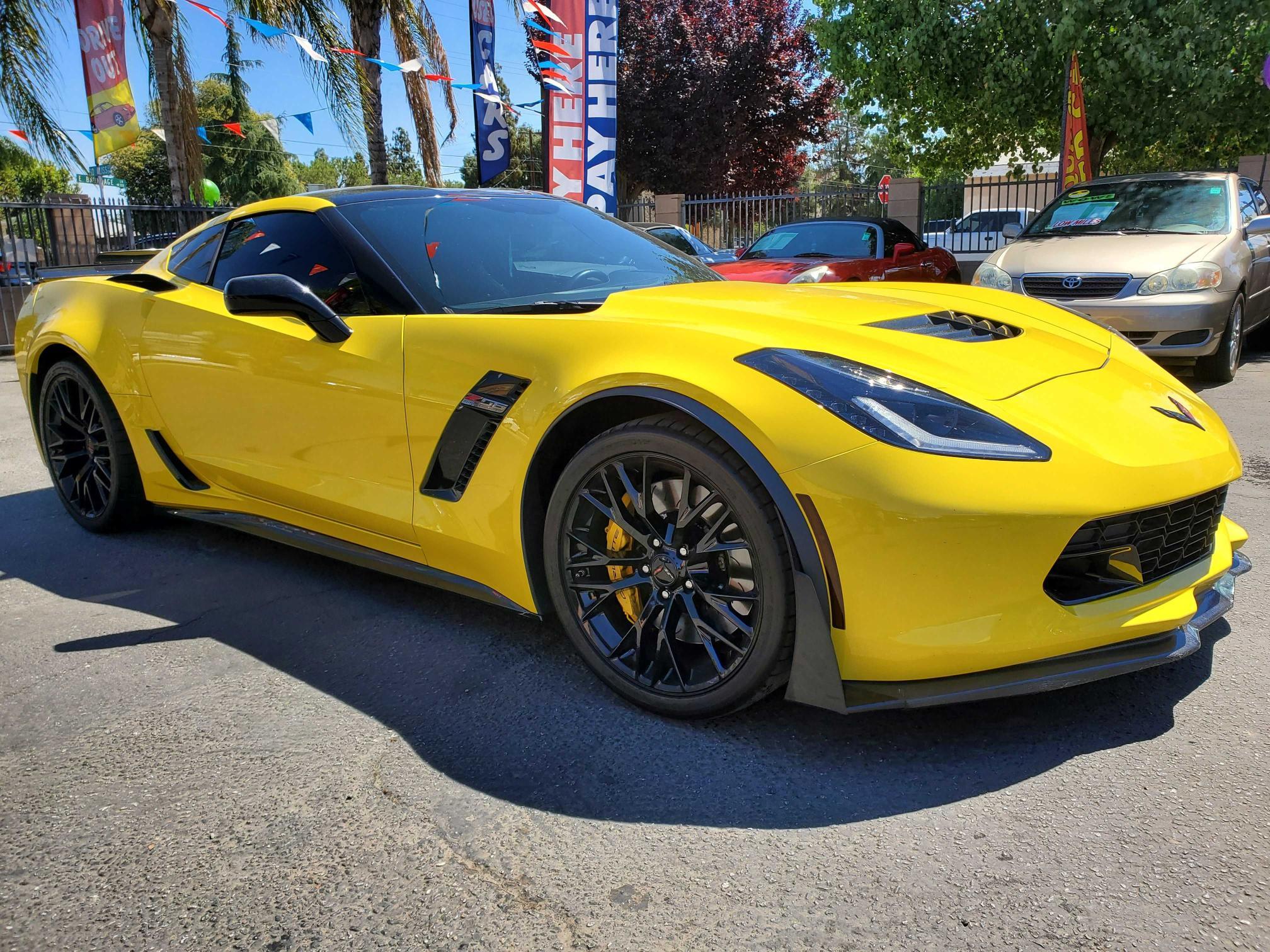 2016 Chevrolet Corvette Z for sale in Bakersfield, CA