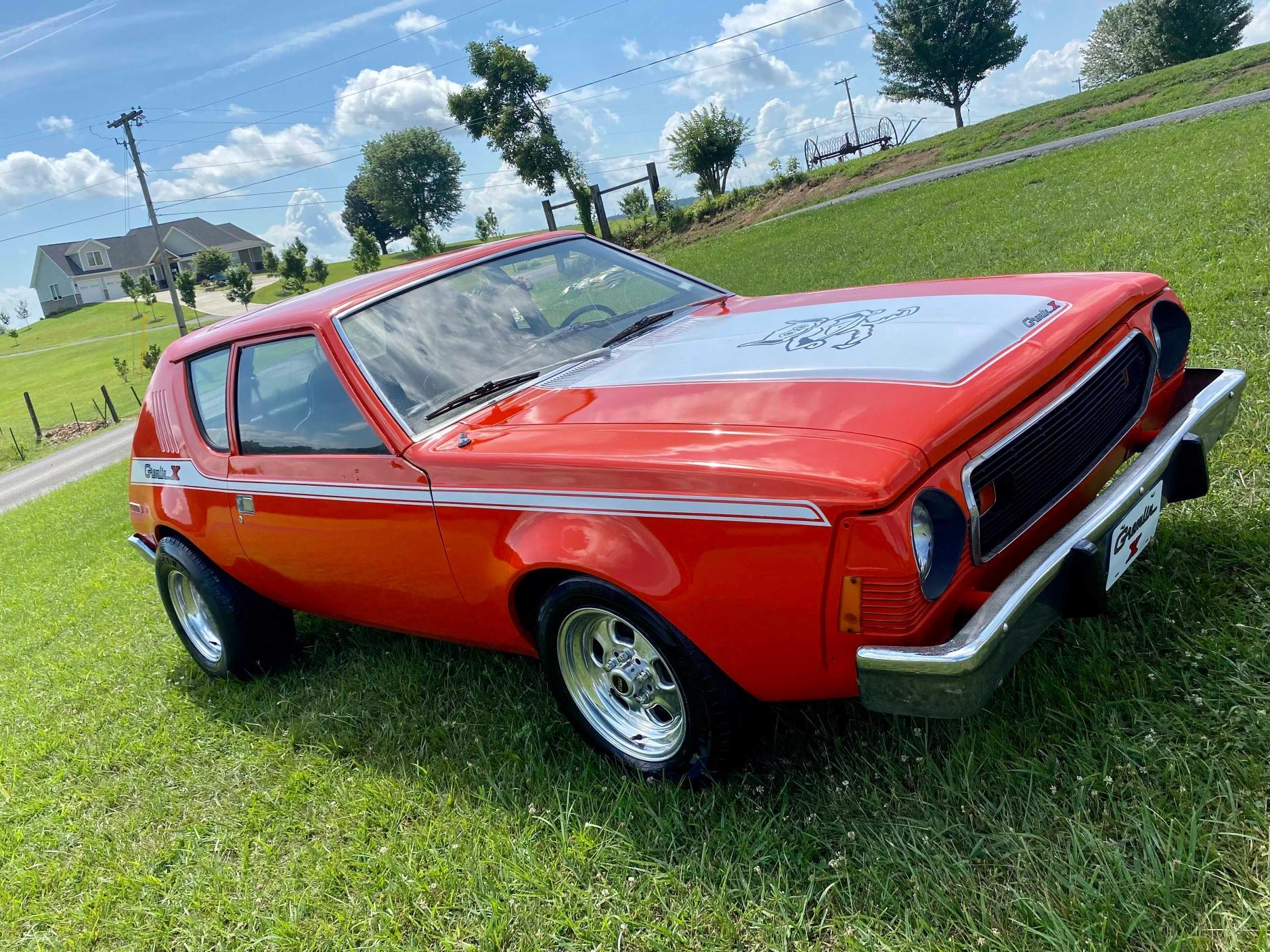 American Motors salvage cars for sale: 1974 American Motors Gremlin